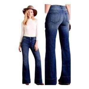 Make Offer Pilcro Superscript Flare Jeans
